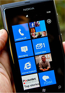 Nokia Lumia launch